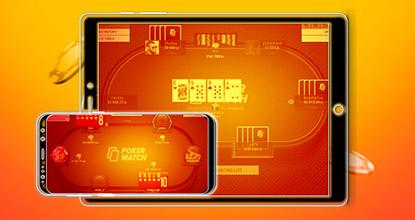 Приложение PokerMatch.