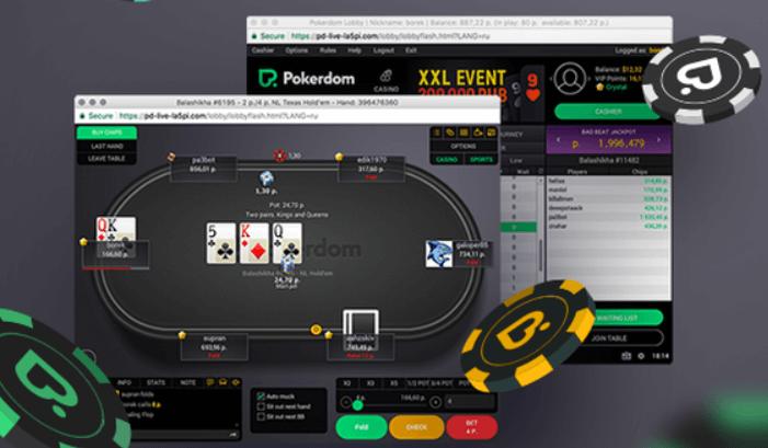 Покерный стол Покердом